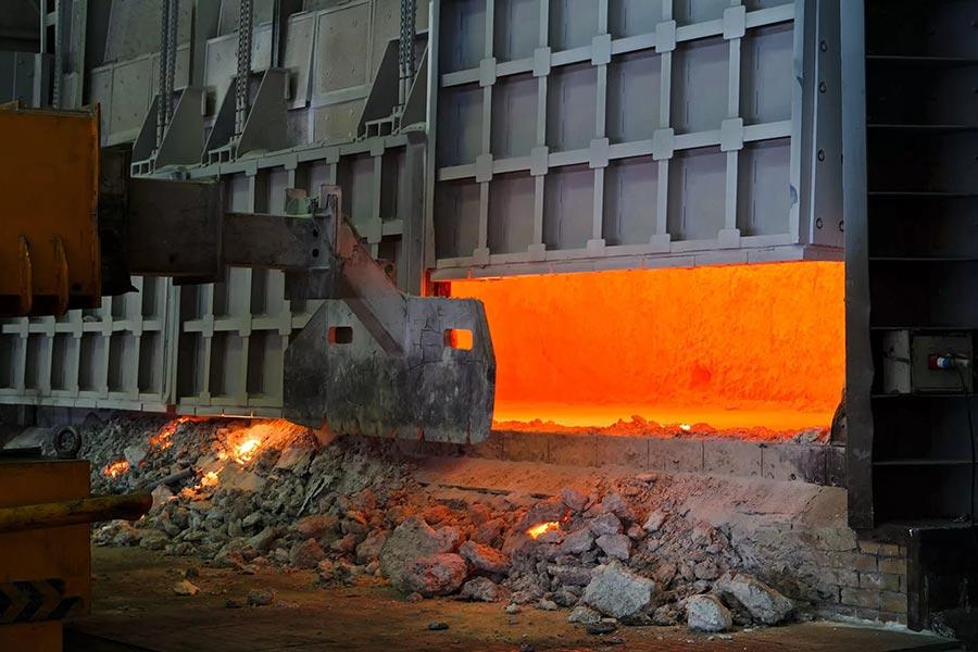 Оценка возможности переработки сталеплавильной пыли в вагранках