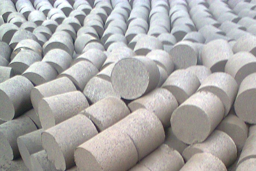 Оксидоуглеродные брикеты из отходов металлургического производства