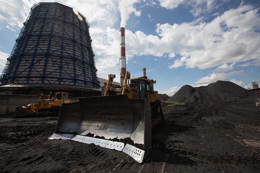 Утилизация золошлаковых отходов тепловых электростанций