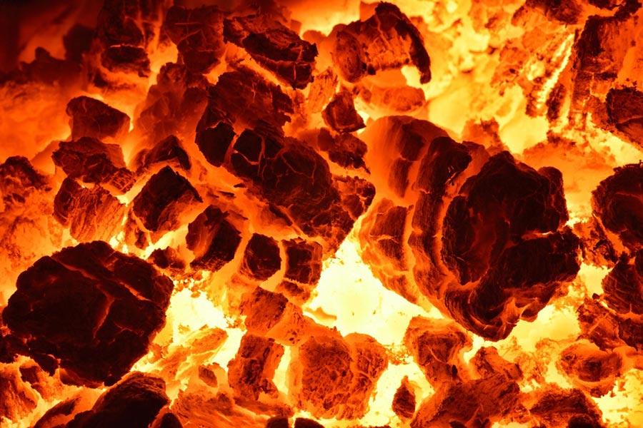 Коксовании каменных углей