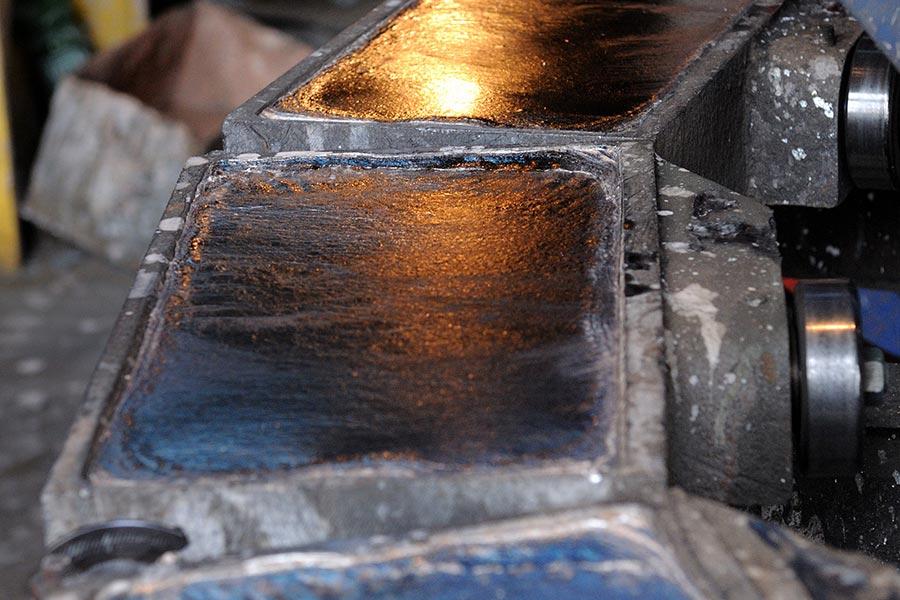 Производство цинка