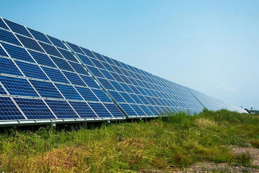 В России начался бум солнечной энергетики