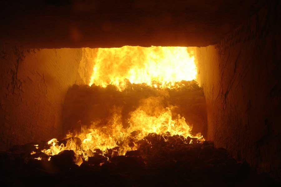 Сжигание ТБО