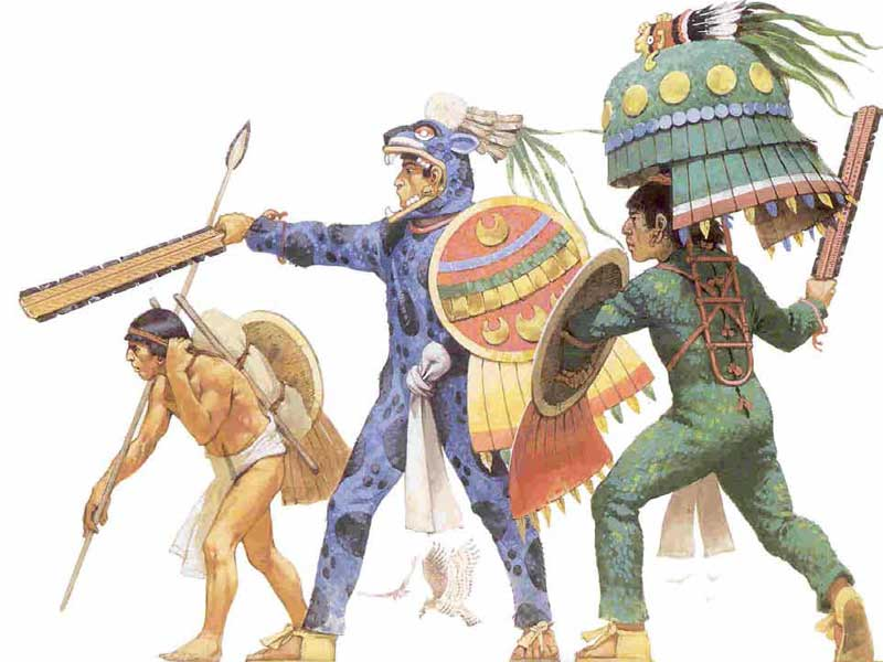 Ацтекские металлурги