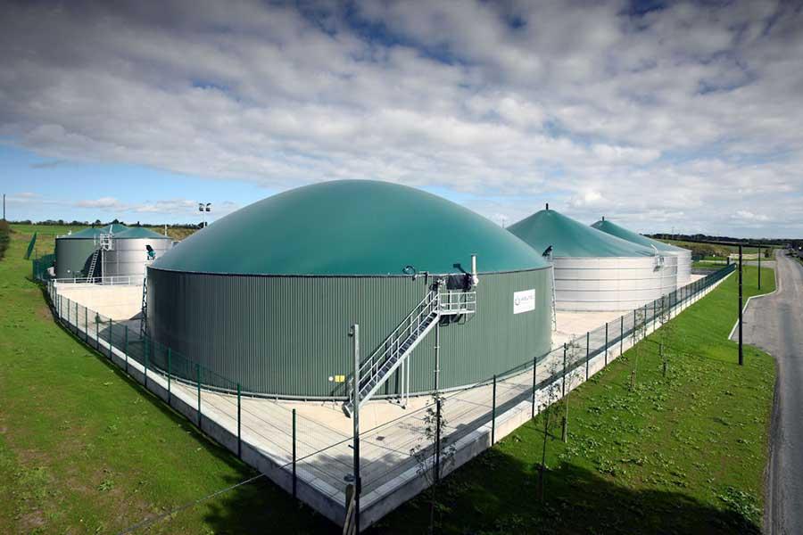 Биогаз из ТБО