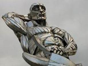 Бирмингем – город скульптур