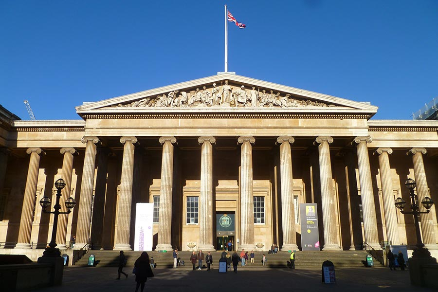 Британский музей (British Museum)
