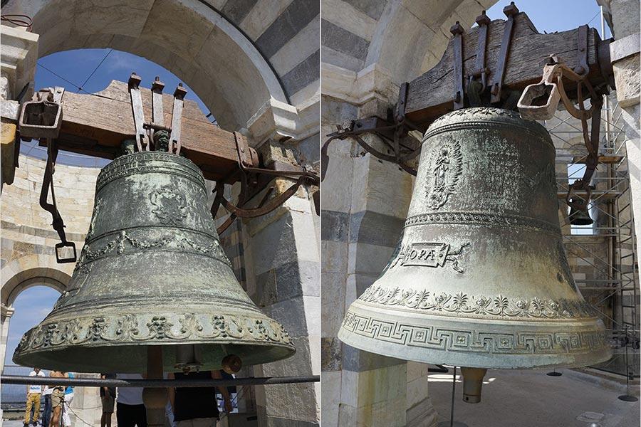 Колокола Пизанской башни