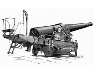 «Дредноуты» и «крупповские пушки»