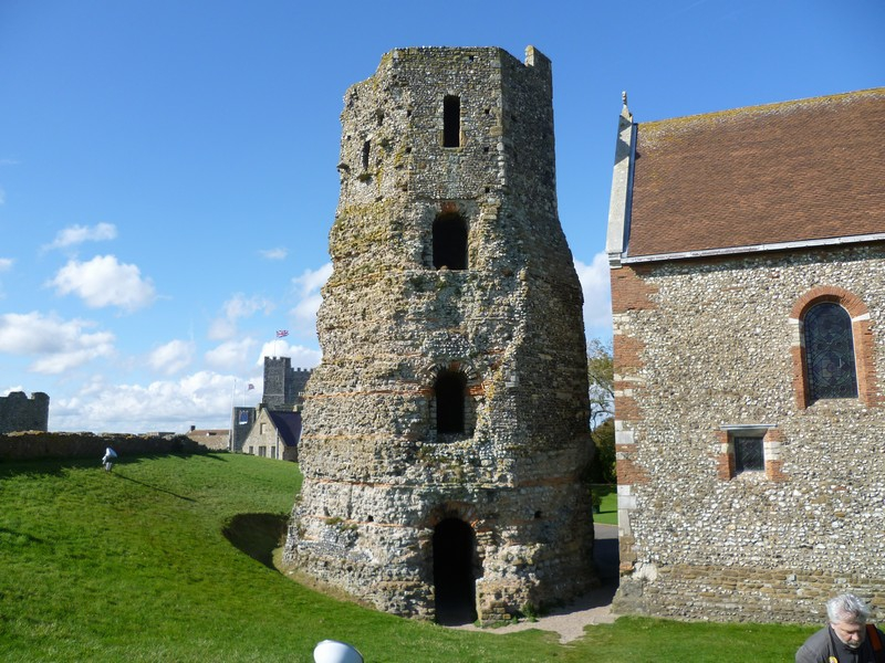 Римский маяк.