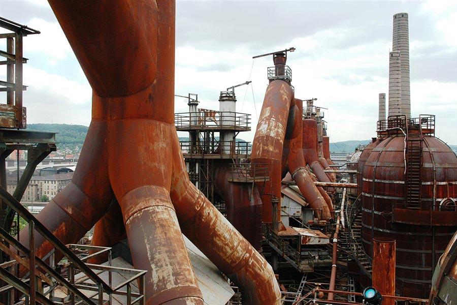 Индустриальное наследие Великобритании