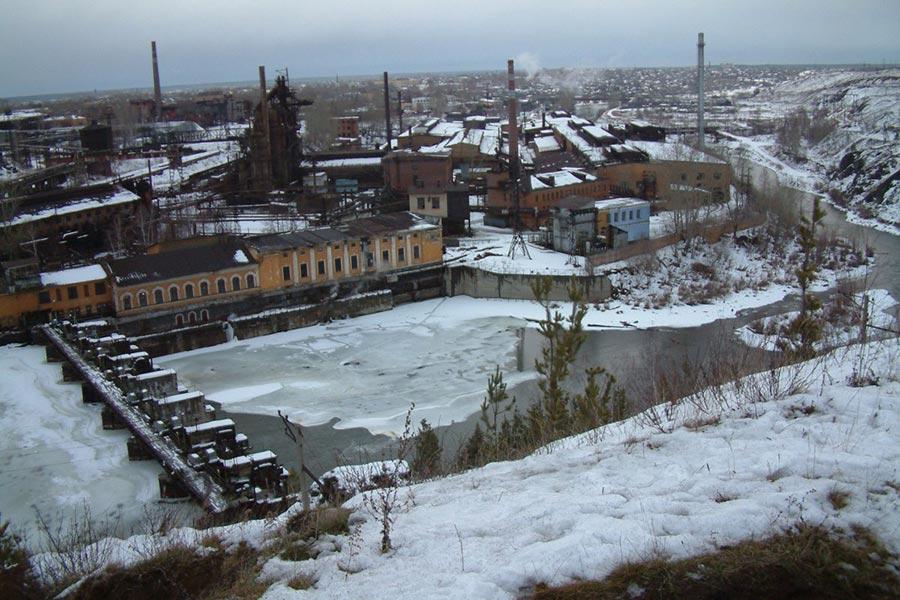 История развития Алапаевского металлургического завода