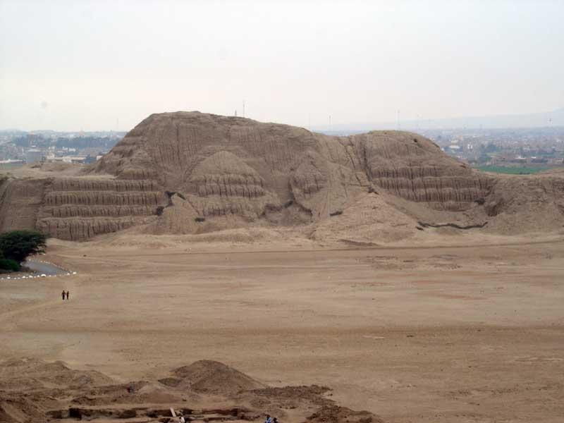 Металлы в культурах Древнего Перу