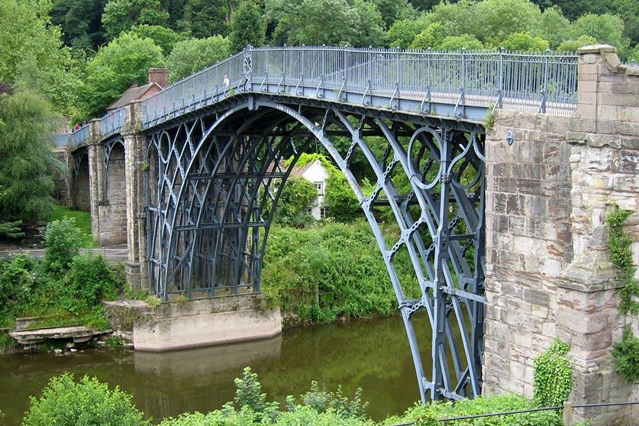 Ущелье Айрон-Бридж (Iron Bridge)