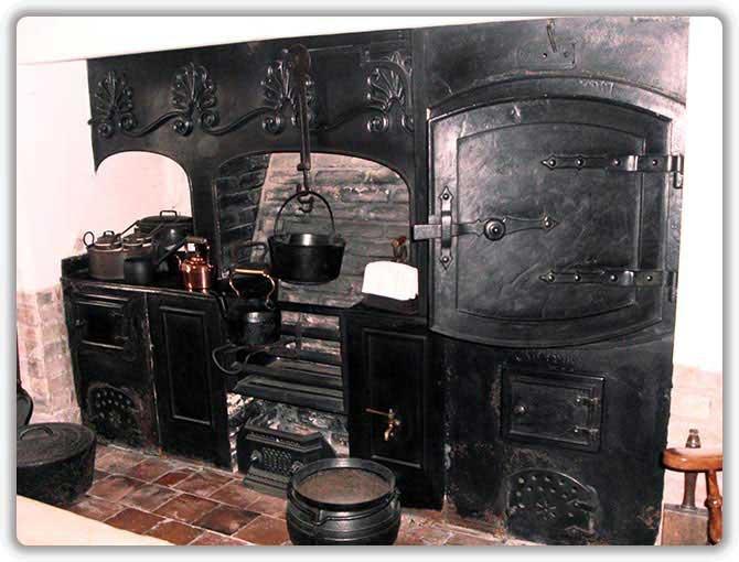 Коалбрукдейл снабжал чугунным литьем половину Британской империи