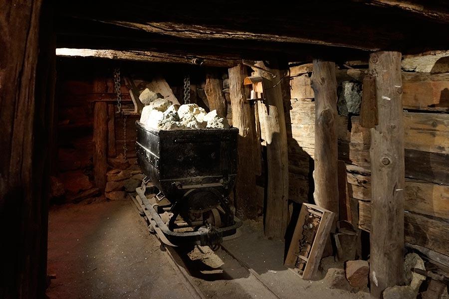 Реконструкция шахтного забоя