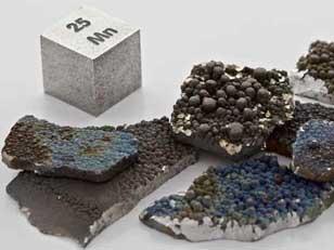 Начало промышленного производства легированной стали