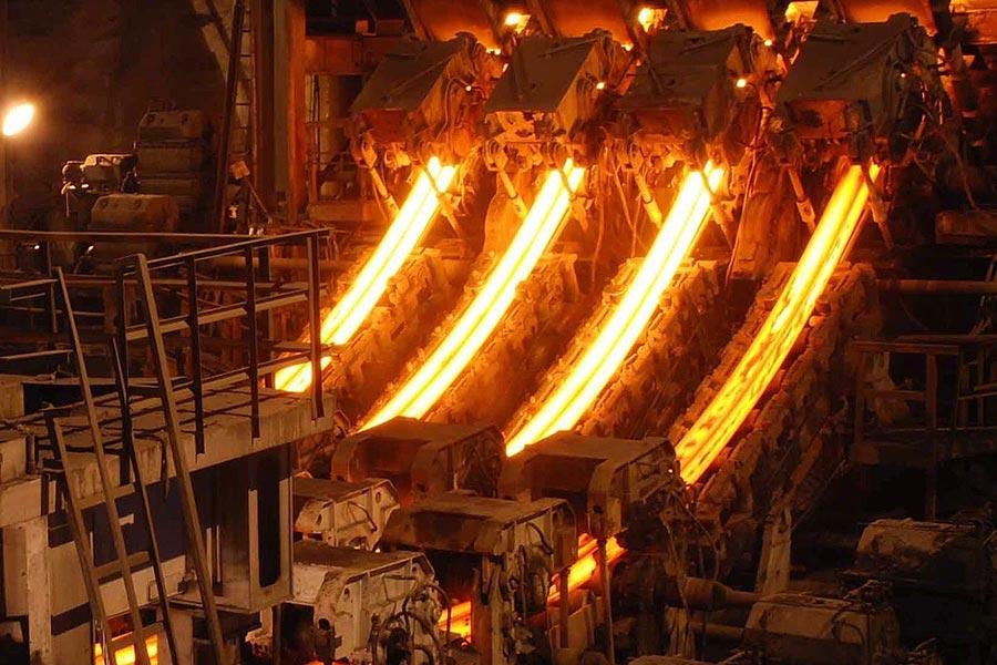 Непрерывные сталеплавильные процессы