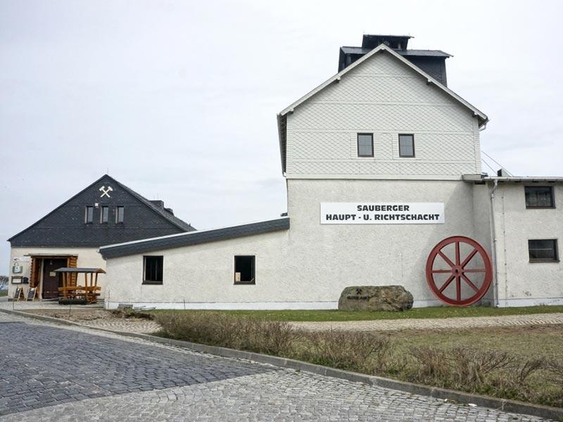 Некогда промышленные, а ныне музейные здания.