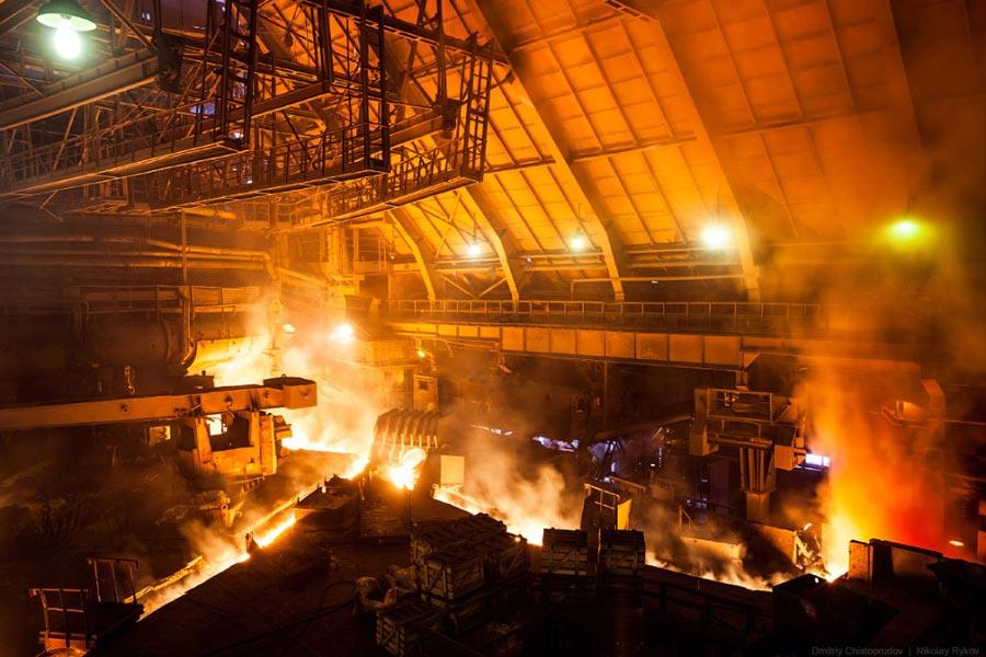Основы современного сталеплавильного производства