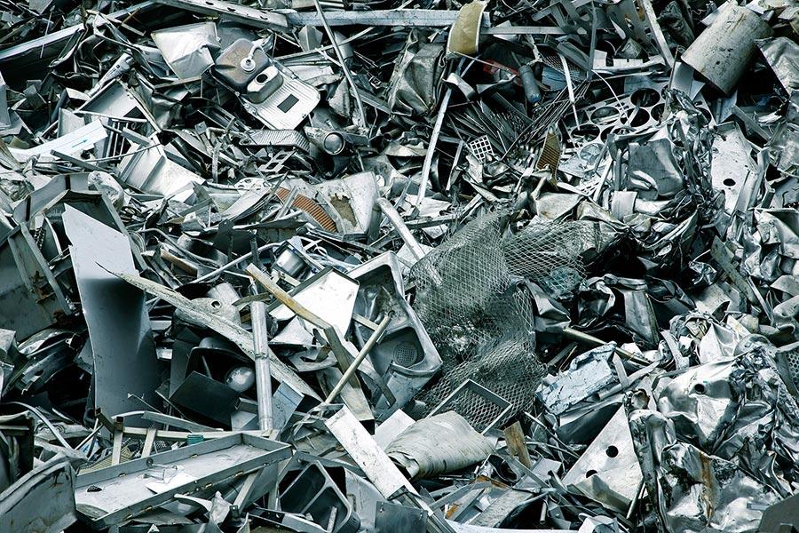 Переработка некондиционных алюминиевых и железосодержащих отходов с получением железоалюминиевых композитов для раскисления и модифицирования стали