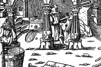 Пылеуловители средневековья