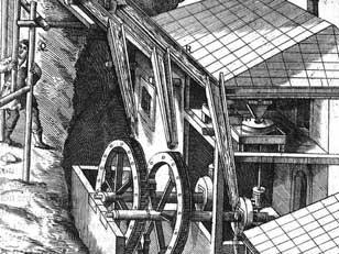 Развитие «водной энергетики» в Средние века