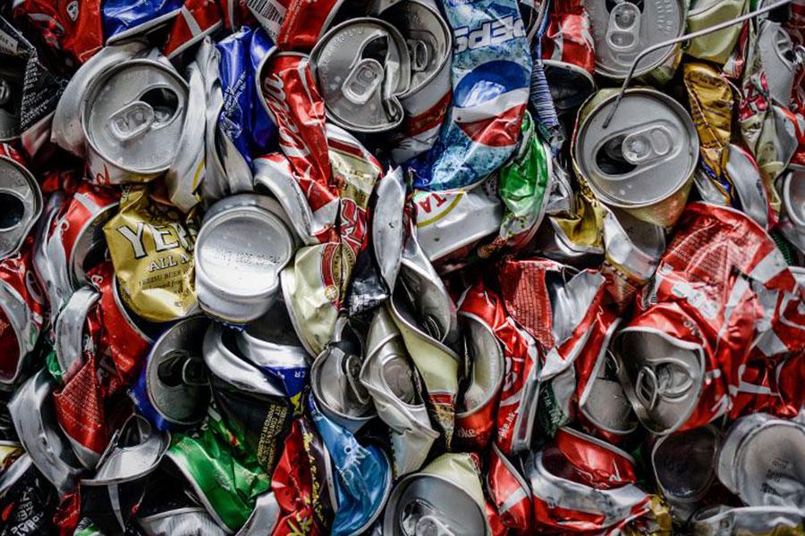 Рециклинг алюминия
