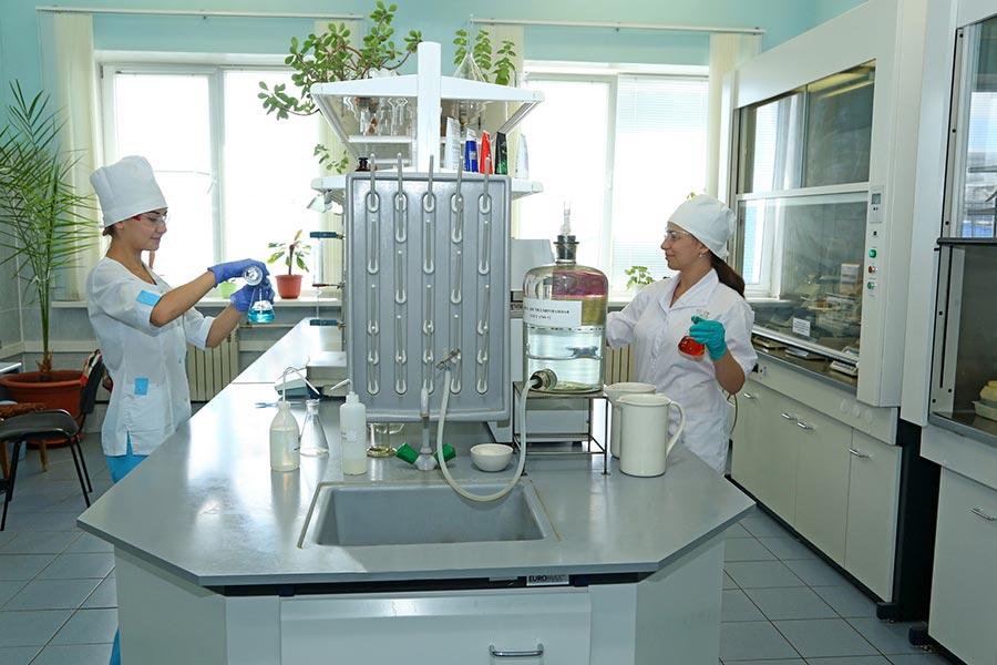 Роль заводских лабораторий в осуществлении технического прогресса в металлургии