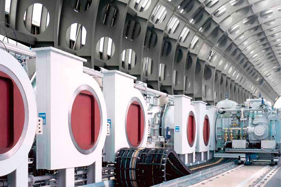 Стажировка в ALD Vacuum Technologies