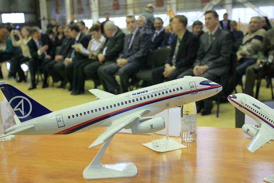 Стажировка в авиакомпании Сухой суперджет