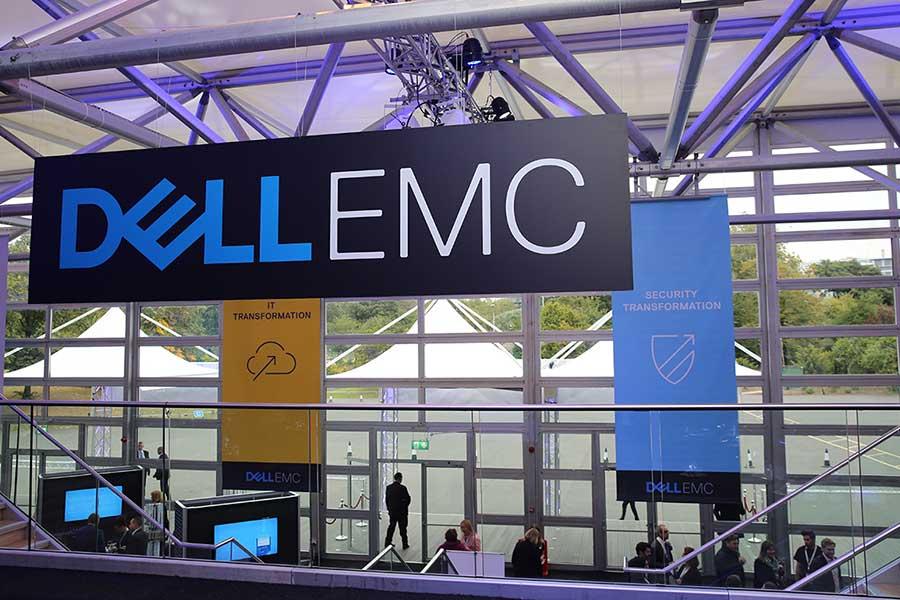 Стажировка в Dell EMC