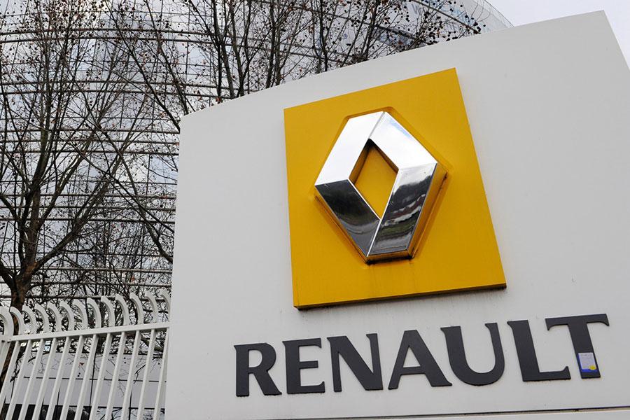 Стажировка в компании Renault