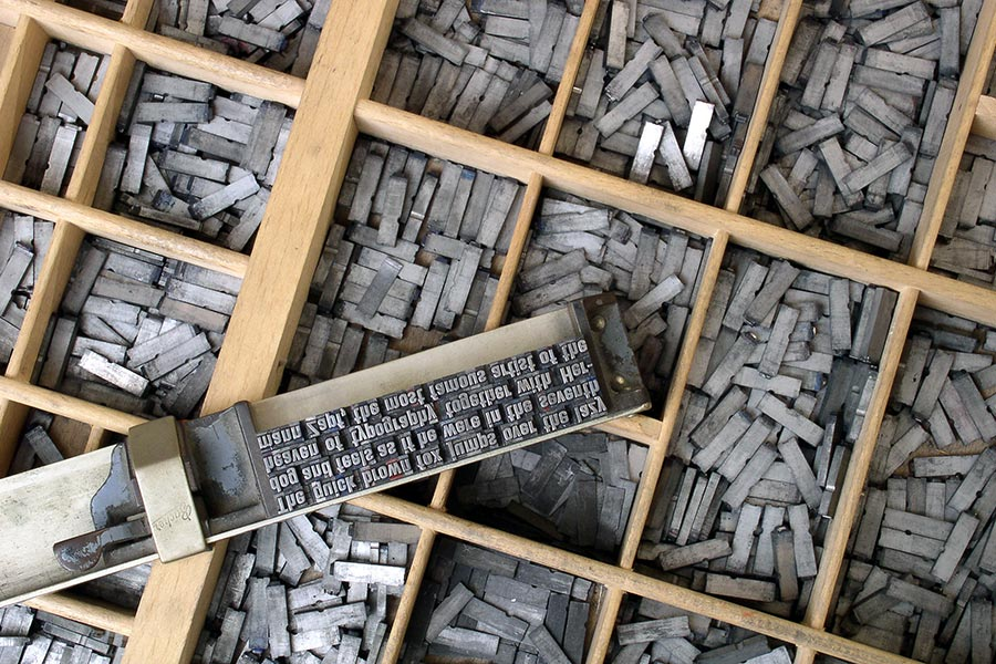 Типографская краска