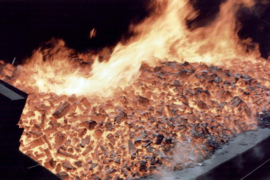 Топливо для доменных печей