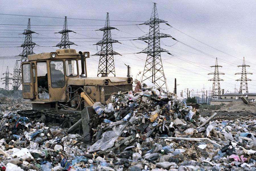Транспортная система рециклинга