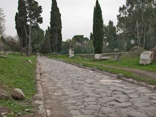 Транспортные артерии Римской империи