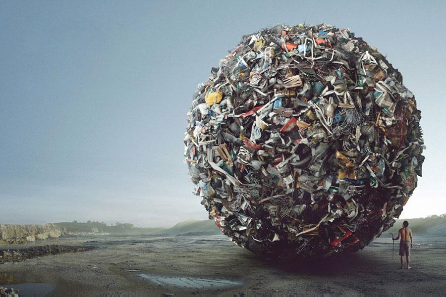 Утилизация твердых бытовых отходов