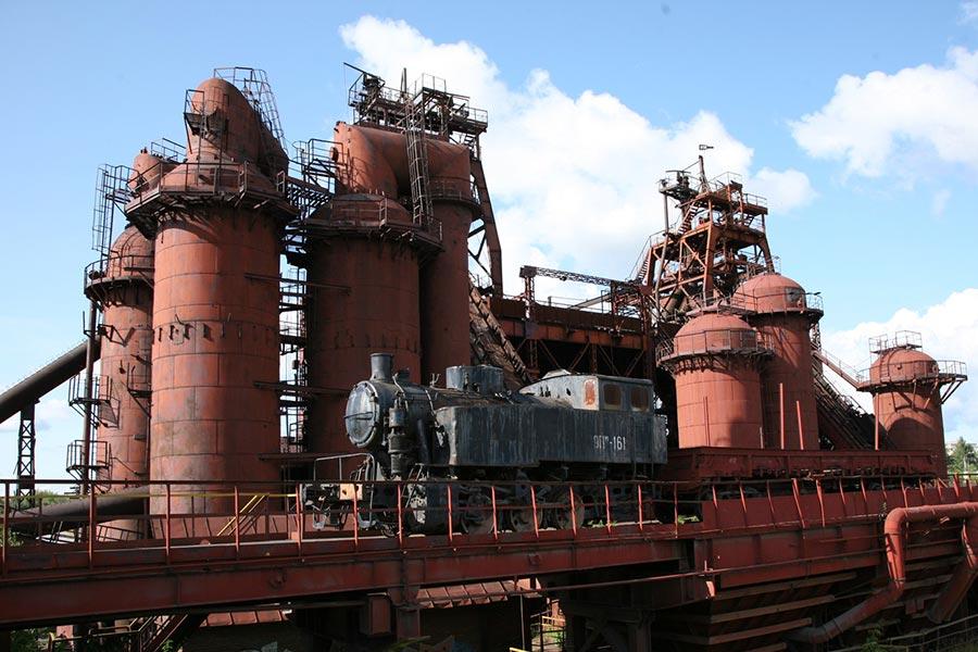 Памятники индустриального наследия Урала