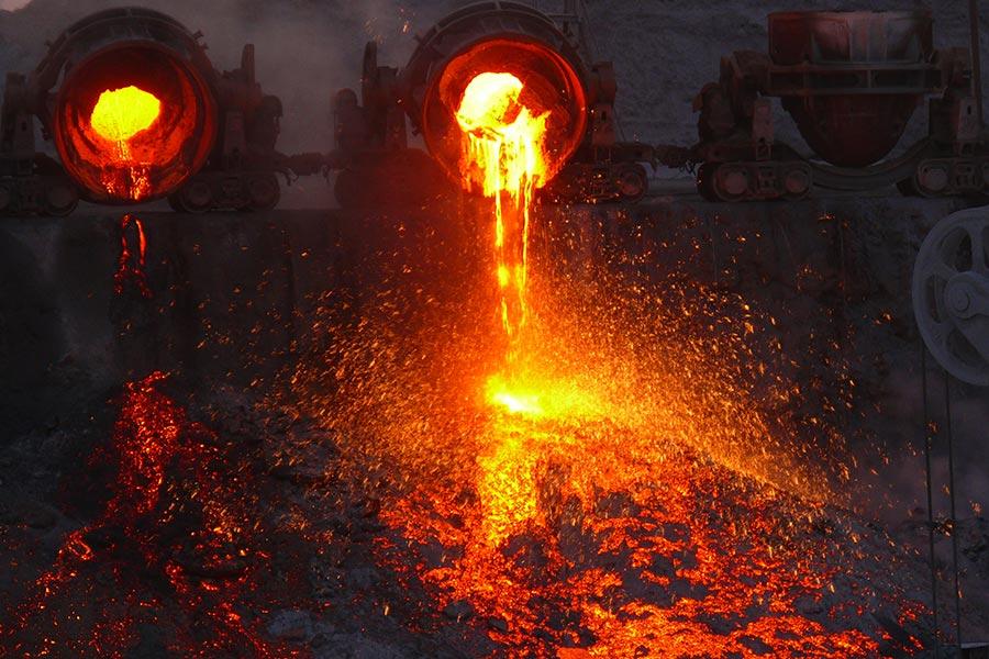 Влияние кремния на процесс образования плавильной пыли