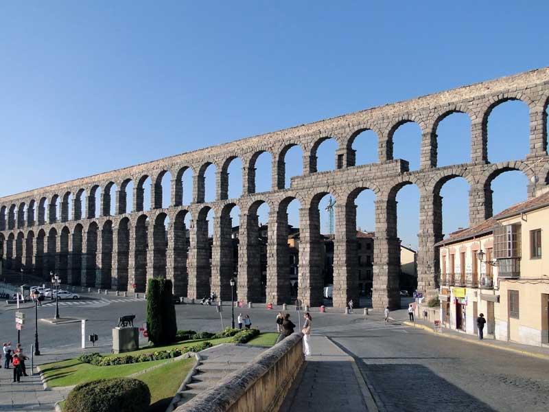 Акведуки эпохи индустриализации