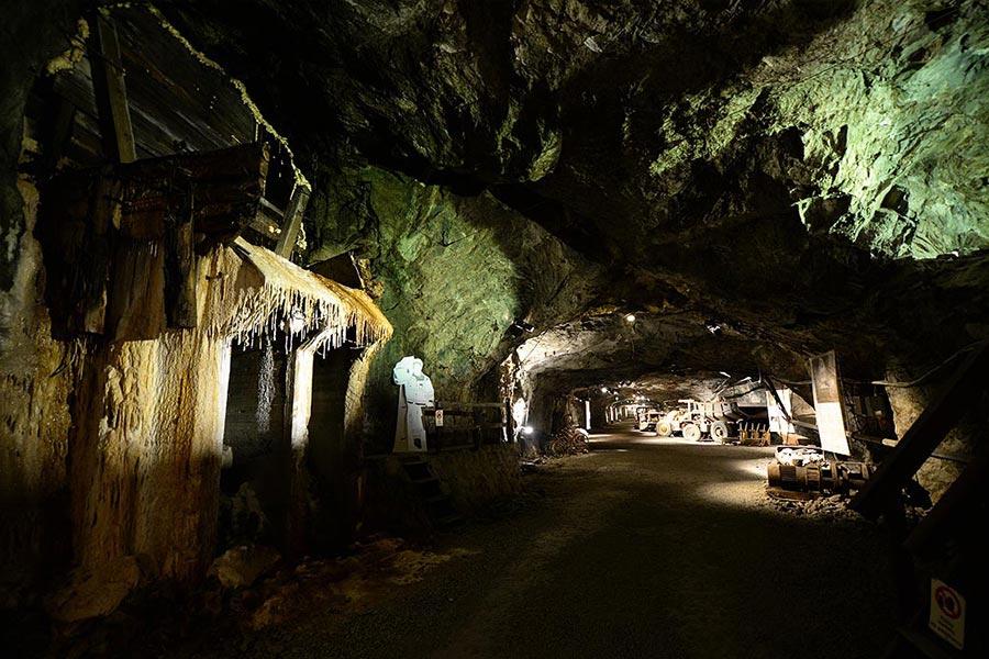 Горный музей Тютюри (The Tytyri Mine Museum)