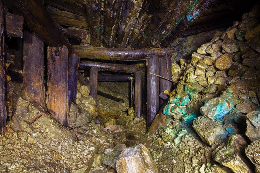 История Турьинских медных рудников