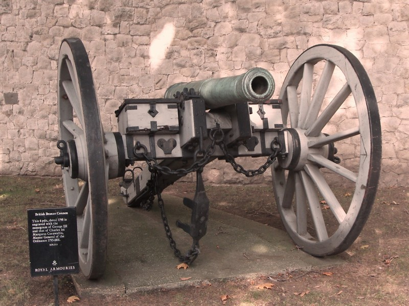 Орудие начала 19-го века.