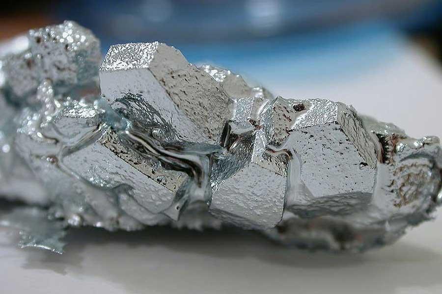Металл и химия
