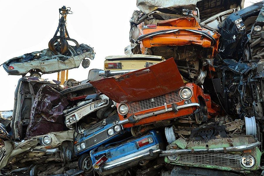 Мировой опыт переработки автомобилей