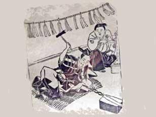 Молибден в железных песках Японии