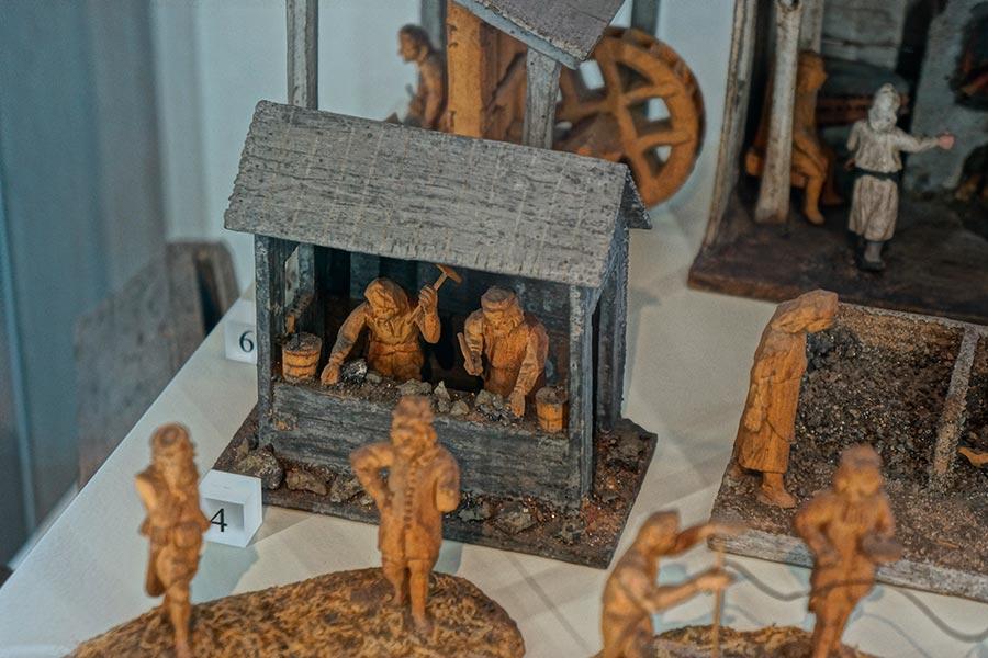 Средневековый сейф