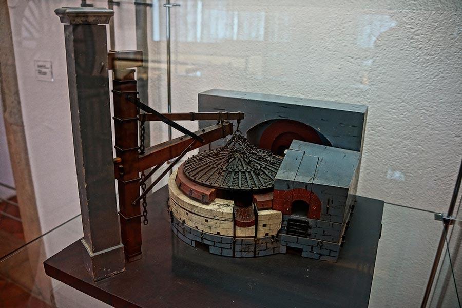 Купеляционная печь