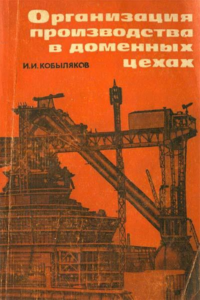 Организация производства в доменных цехах | Кобыляков И.И.